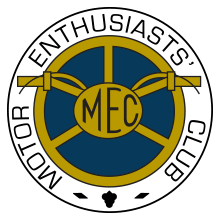 Motor Enthusiasts' Club Website